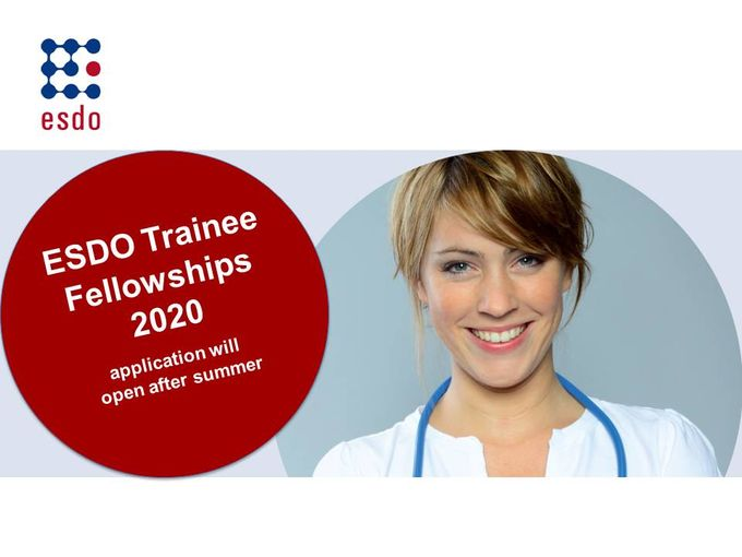 ESDO: ESDO Trainee Fellowships